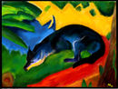 the-fox-of-franz-marc