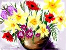 spring-in-my-vase