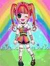 rainbow-girl